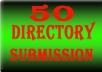 Submit Your Web Site on 50 Directory Sites