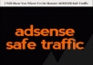 Show You Where To Get Massive ADSENSE Safe Traffic