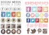 design buttons or icons for your website or Facebook page