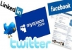 promote your WEBSITE url or  any link to 3 Million people on facebook group