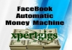 teach you how to make Free and Guaranteed 1k monthly with your FACEBOOK account