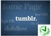 reblog or submit your post in tumblr by 40 unique tumblr accounts