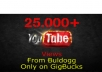 bring over 25 000 YouTube Views to your video