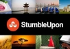 add 1000 usa stumbleupon share for your site,blog,YouTube video within 24 hours