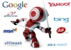 Submit Your Site (Ping and RSS Tool) to hundreds of search engines