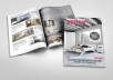design you Magazine, Flyers & Brochures