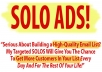 Send Your Email Ads To 50,000 Subscribes