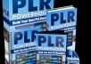 give You 96 hot PLR unbranded ebooks