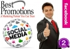 promote your link worldwide with 1,000,000 Real People in facebook