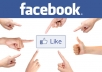 give 1000 facebook fanpage Likes mostly from USA