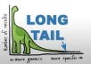 give you  50 profitable keywords with low competition PLUS long tail kws. Order now so you can see and feel the difference