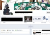 Post your website/link on 63K likes Facebook page