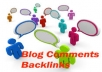 create MANUALLY 40 HighPr DOFOLLOW backlinks 4pr6 8pr5 8pr4 8pr3 8pr2 4pr1 blog comments and submit your link to over 100 search engines and post your link to 1 MILLION+ ACTIVE facebook group members