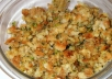 give you Shrimp Scampi Stuffing© holiday recipe