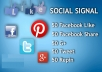 build powerful seo social SIGNALS from facebook twitter pinterest and google Build powerful seo social SIGNALS from facebook twitter pinterest and google