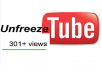 unfreeze YTube video views at 301 for you