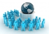 Provide 10,000 REAL Human All Over the World Traffic
