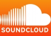 provide 20,000+ soundcloud plays in your selected track just