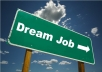 Unleash your Power to Build Your Dream Job