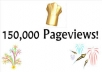 give your BLOG/SITE 150,000+ USA pageviews