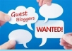 add your guest post on my blog site