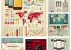 send you infographics ultra pack with 820+ unique quality and editable infographics