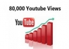give you 80,000 youtube views