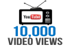 give you 10,000 youtube views