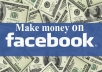 Reveal Secret Underground Strategy To Bank At Least $500 In 7Days Through Facebook