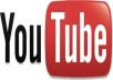 give your YouTube Video Over 5 000 Unique Real Views guaranteed within 48hrs - 96 hrs