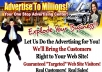 drive 1,000,000 real targeted traffic to your link get promote and sales in 24hr