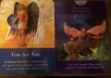 read one Angel tarot or oracle card