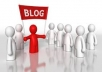 provide you blog comments on 1pr7 3pr6 6pr5 10pr4 and 10pr3 high PR dofollow backlinks