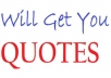 collect 200 quotes related to your business/niche