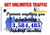 promote anything you want among more than 3,584,485 Facebook members