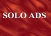 sell You 1000+ Solo Ads Gig