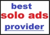 blast Your Solo Ads To My Responsive List Of 88,999 Subscribers