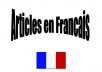 write a unique french article of 400 words