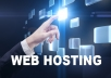 Unlimited Cpanel accelarated hosting with 7 Addon Domains for complete year just