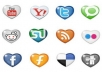 MANUALLY Bookmark your site to TOP 25 Social bookmarking sites