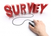 fill surveys for you