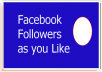 add  12000+ facebook followers to Facebook account