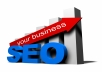 give you Full SEO report to make sure you rank Top 10 in Google in your website