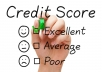 change your credit score