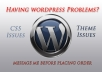 fix your html, joomla, wordpress and css issues