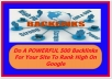 Do A POWERFUL 500 Backlinks For Your Site To Rank High On Google