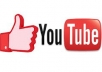 give you 200 genuine LIKES to any YouTube videos