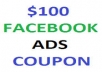 teach you generate facebook ads coupon, google adwords coupon, bing ads coupon, twitter ads coupon for unlimited and one time $75 coupon in Amazon Products