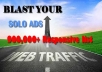 blast your solo ads to my 900,000 awesome IM list