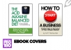 design an AMAZING Ebook Cover